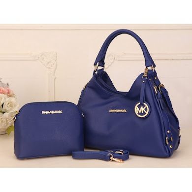 AAA WITH MICHAEL KORS LOGO (BLUE)
