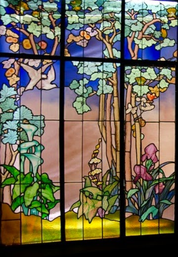 Stained Glass Windows Brighten Any Home