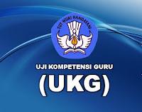Laporan Hasil UKG 2012