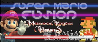 Super Mario Fusion : Mushroom Kingdom 1