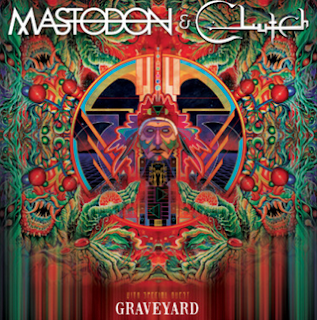 MASTODON, CLUTCH co-headline The Missing Link Tour 2015