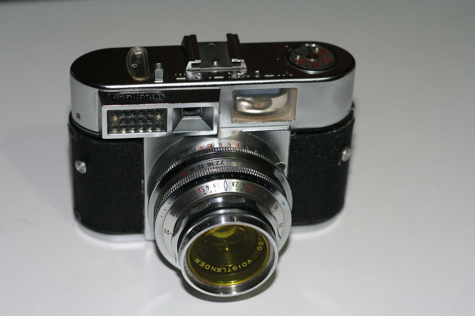 John Margetts' old camera blog.: Voigtlander Vitomatic II Pictures Made With Voigtlander