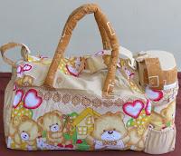Tas Perlengkapan Bayi dan Botol TB011