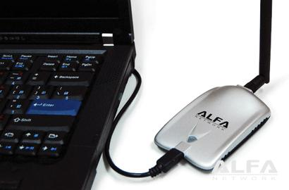 ALFA WiFi Network Adapter