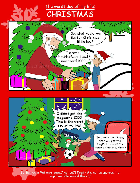 Comic: the worst day of my life: Christmas