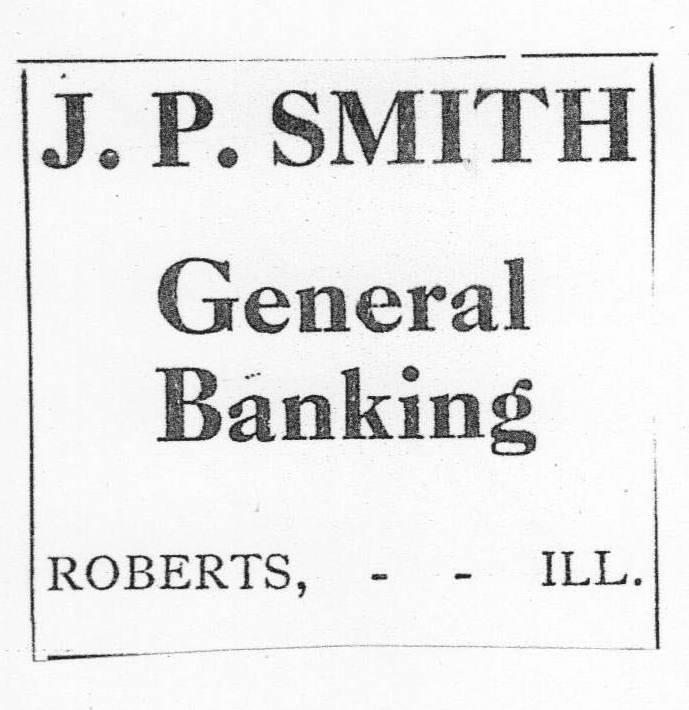 J. P. Smith General Banking