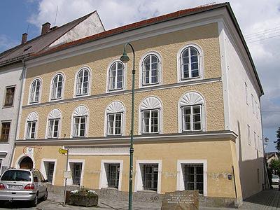 Mein f hrer la casa donde naci hitler la guarida del lobo y otras noticias - La casa del nazi ...
