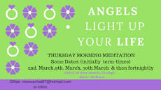 Angels Light up your Life -Meditations