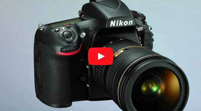 Nikon DSLR D810 FX Camera Review