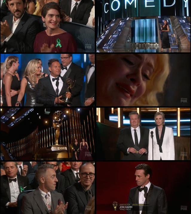 Primetime Emmy Awards 2015 HDTV 720p 800MB