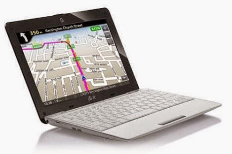 software gps untuk laptop