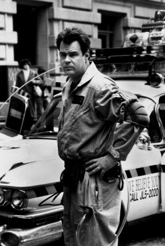 ghostbusters movie facts