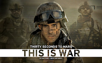 #5 30 Seconds To Mars Wallpaper
