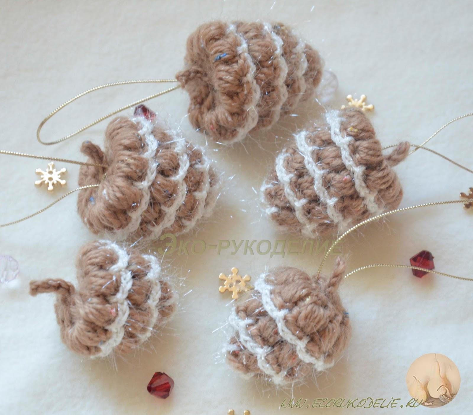 Детские шарфы со схемами