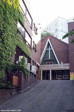 Iglesia Hanseong en Seúl