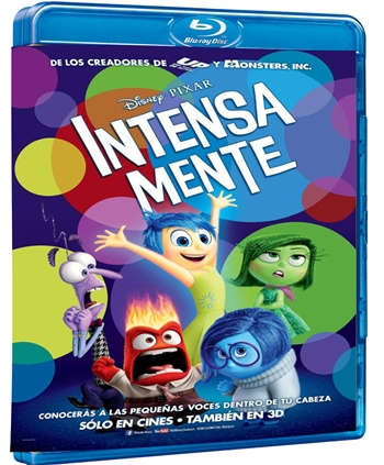Intensamente (2015) HD Latino