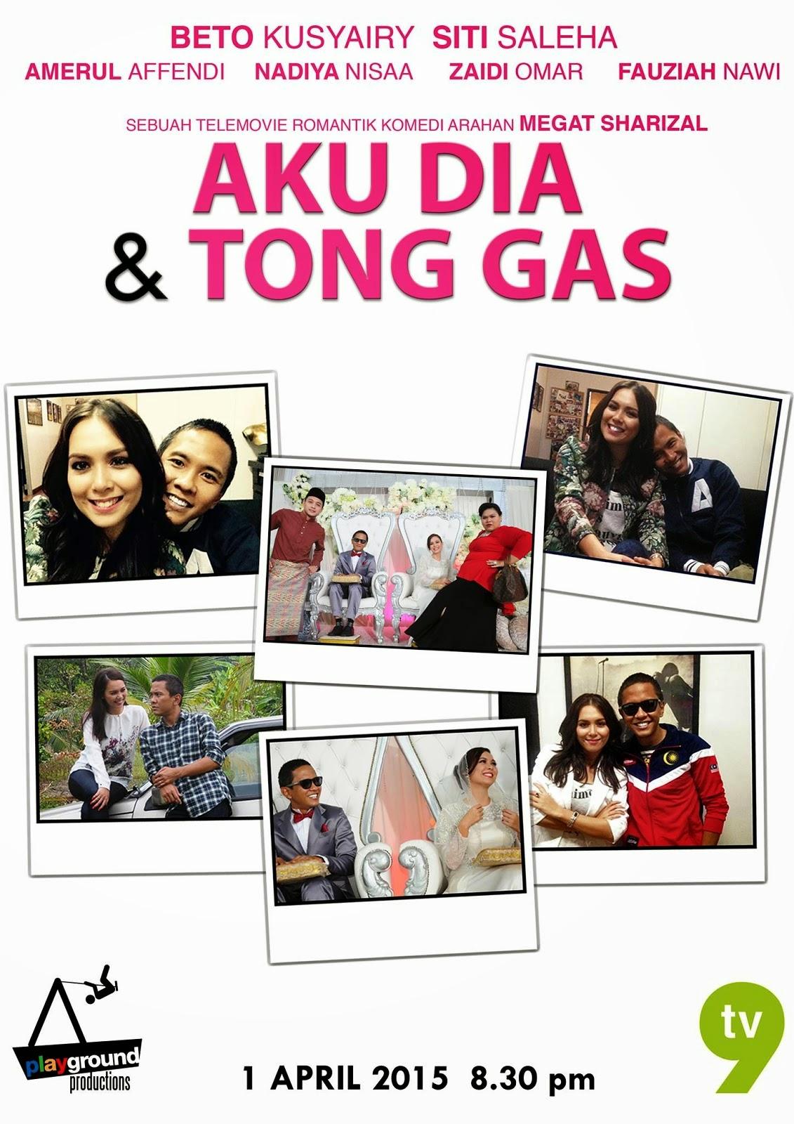 Aku Dia Dan Tong Gas 2015 Skrin Di9