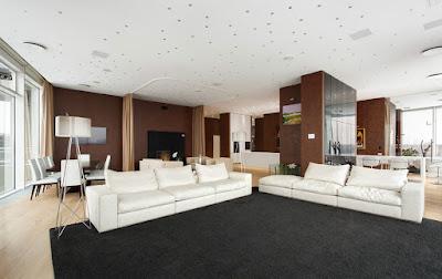 Appartamento insieme dei locali che formano un abtazione famigliare in un condominio, villa, edificio ecc.