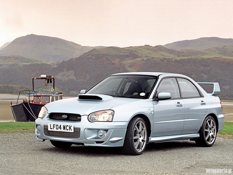 Subaru Impreza Wrx Automotive Todays