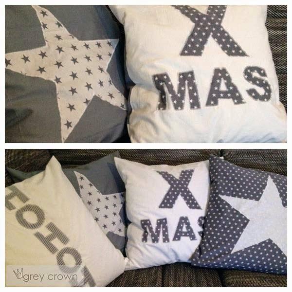 grey crown kuschlige weihnachten. Black Bedroom Furniture Sets. Home Design Ideas