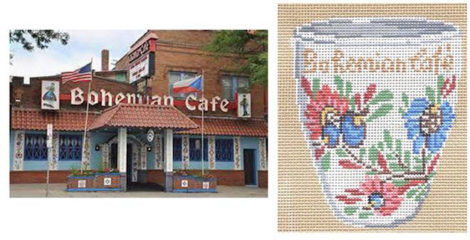 BOHEMIAN CAFE , OMAHA , NB