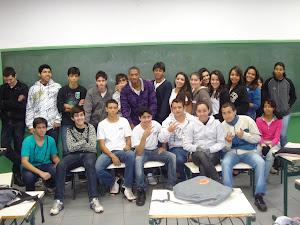 1º Colegial D - 2012