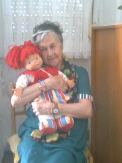 Vicky y el hada Mónica