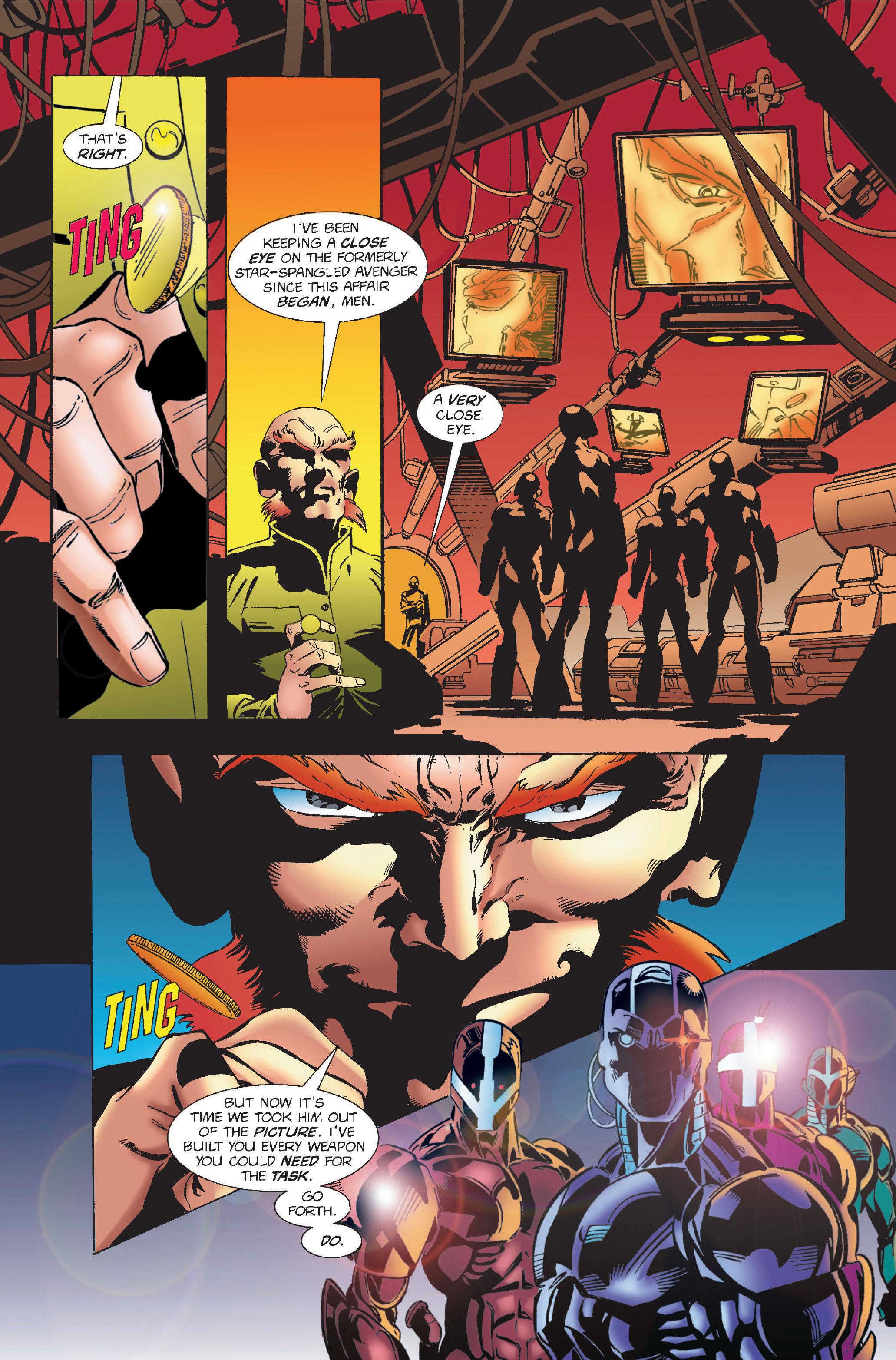 Captain America (1968) Issue #451 #408 - English 8
