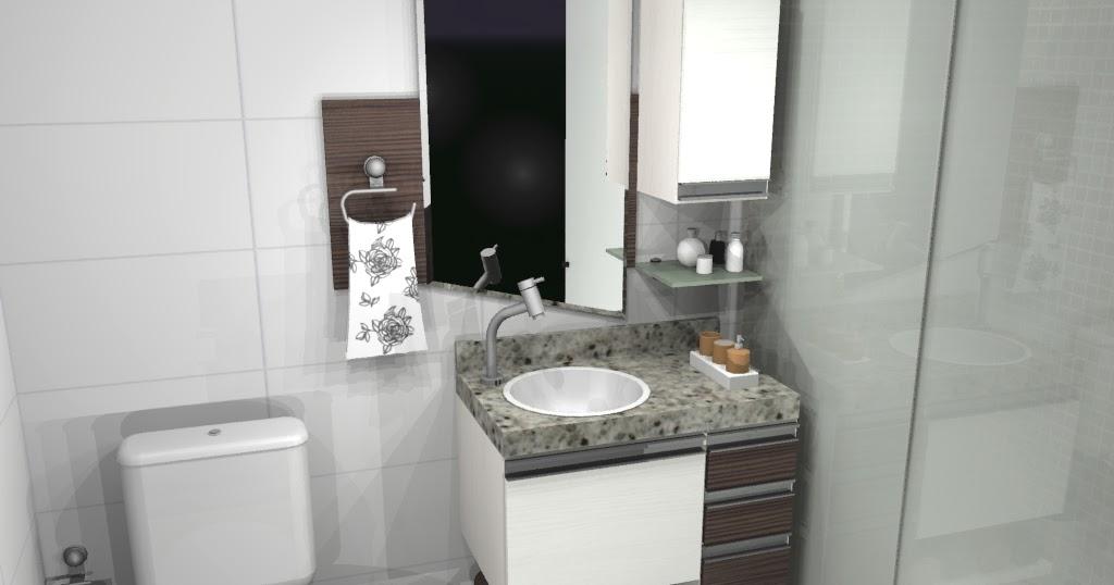 Gabinete Para Banheiro Banheiros planejados em mdf -> Banheiro Planejado Em Mdf