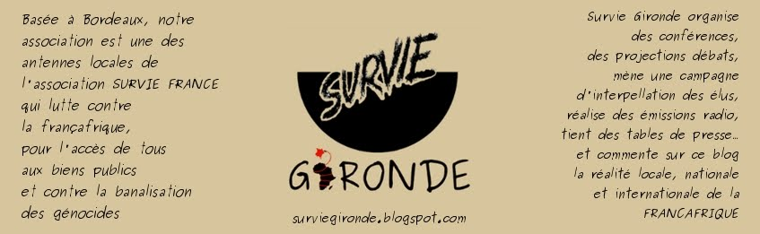 SURVIE GIRONDE