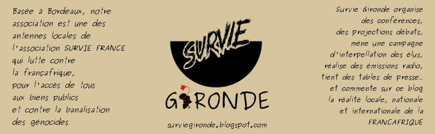 SURVIE GIRONDE