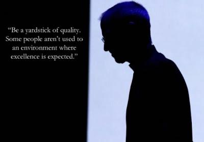 اقتباسات من ستيف جوبز-منتهى