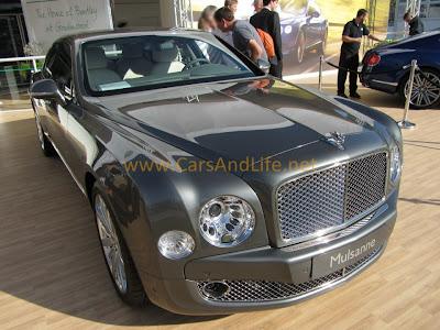 Goodwood Festival of Speed: Bentley Mulsanne
