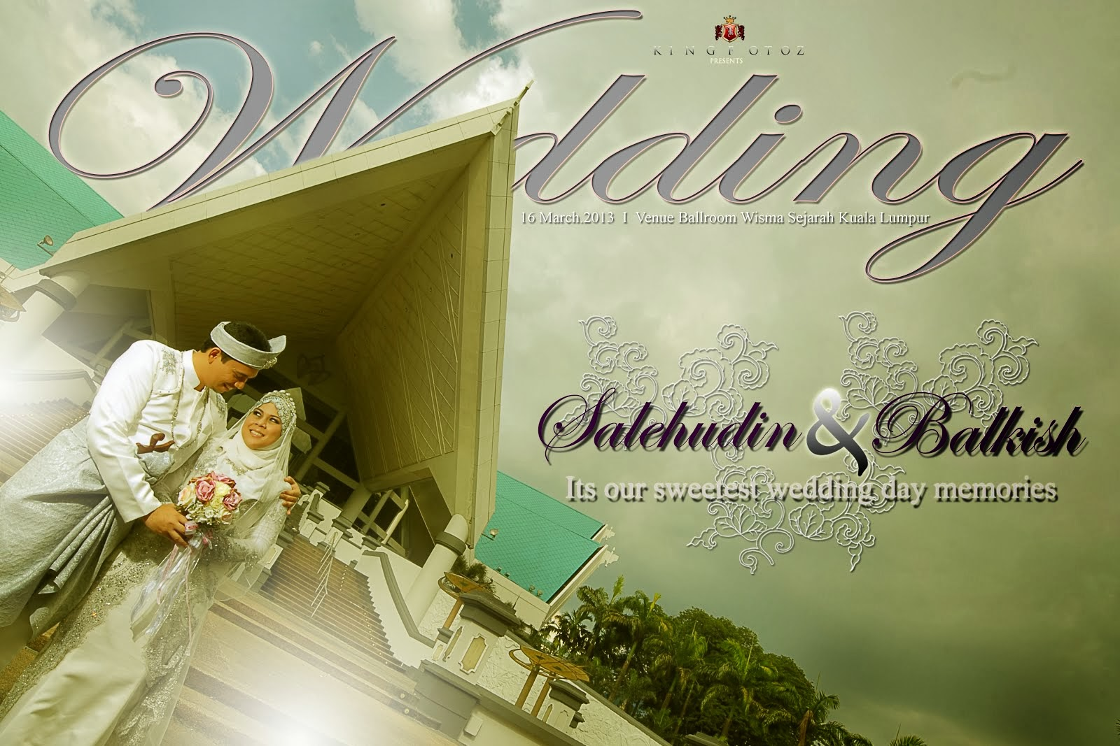 Sallehudin&Balkish Wedding Day