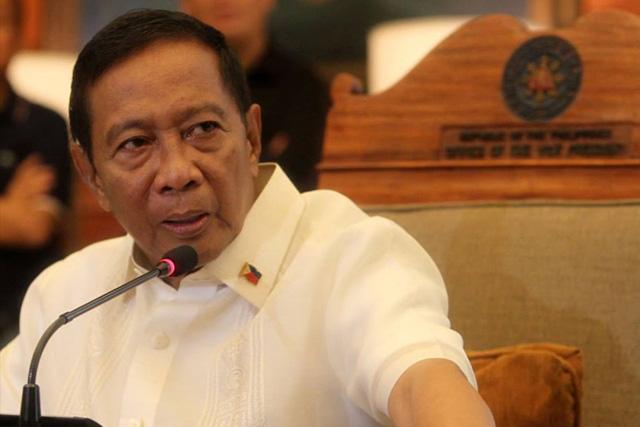 VP Binay resignation signals gun start of 2016 elections