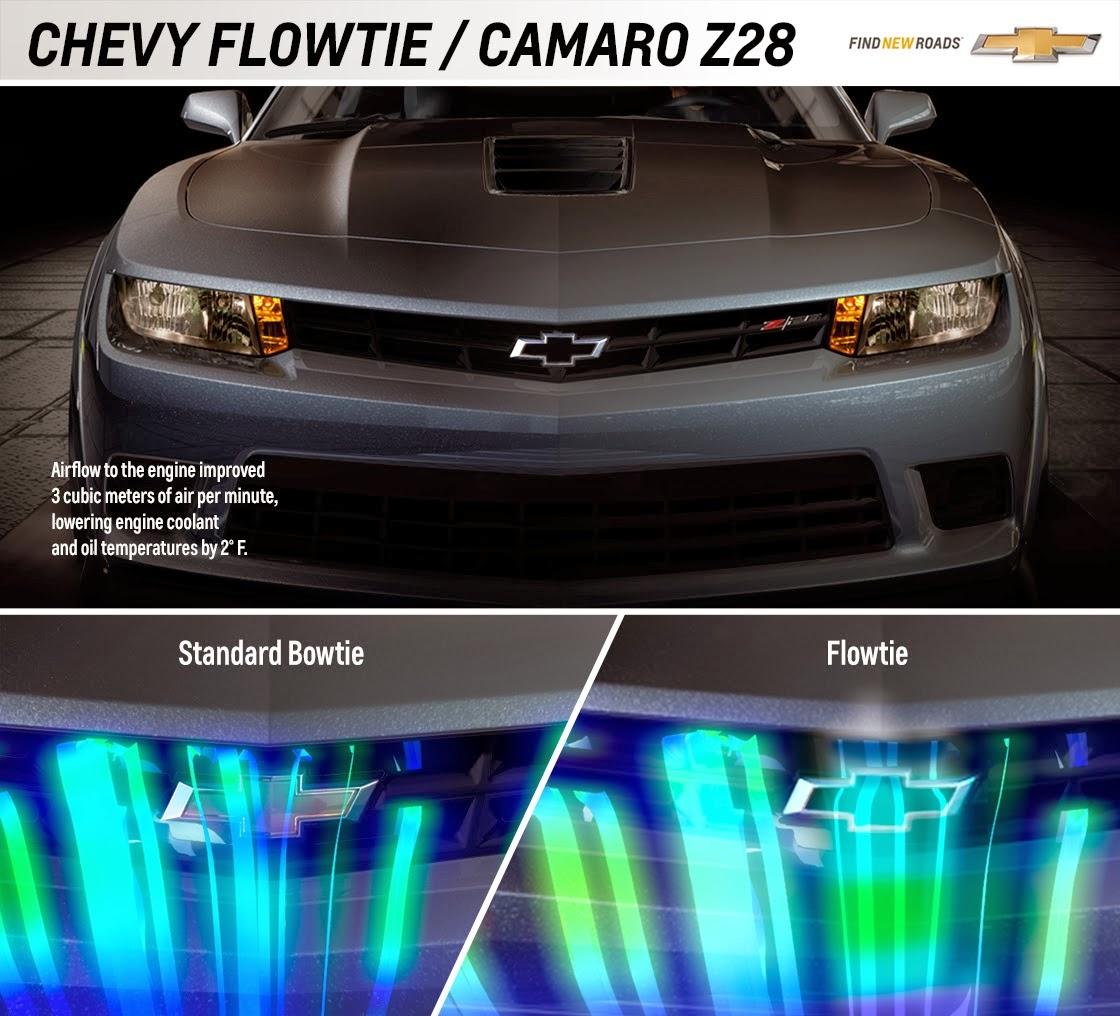 Chevrolet Camaro Z/28 Flowtie