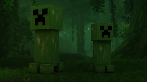Wallpaper Creeper