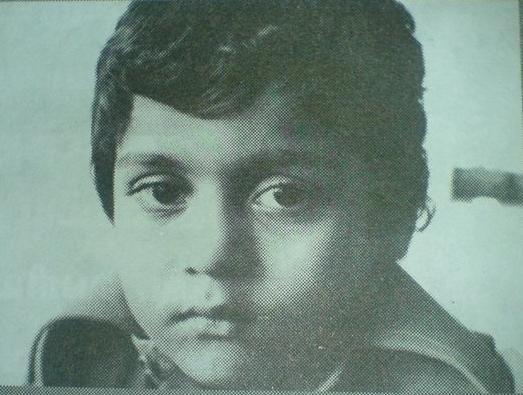 Suriya's childhood