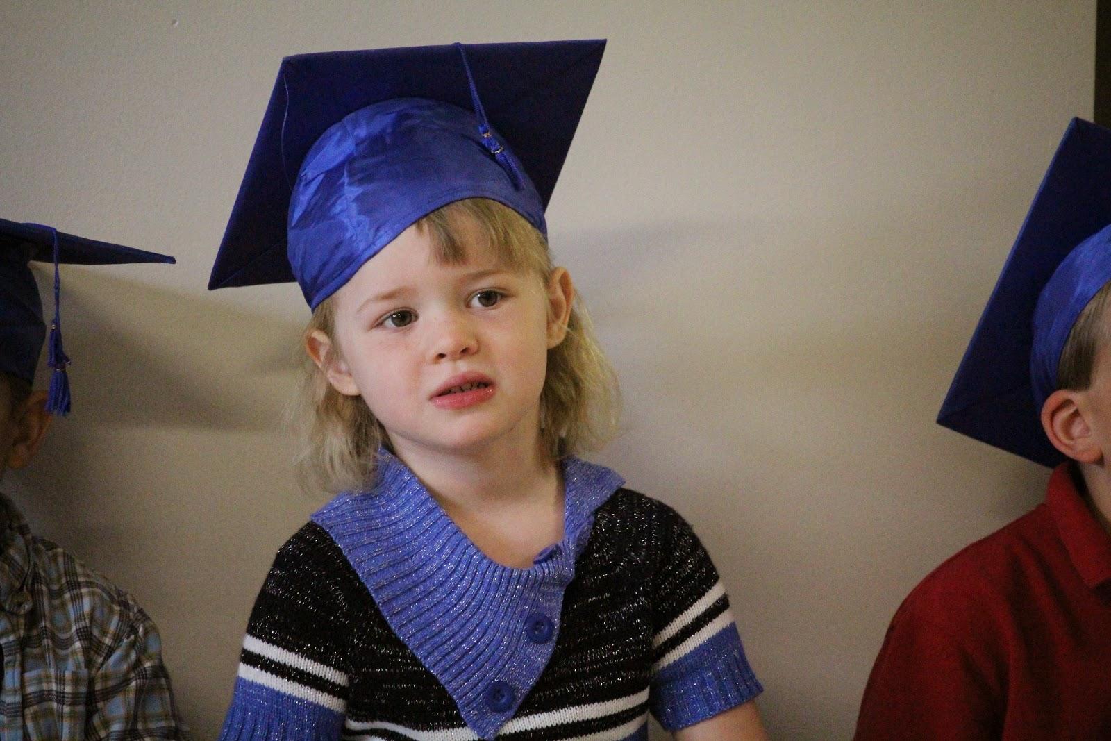 Twelve Makes a Dozen: Preschool Graduation for Baby Doll