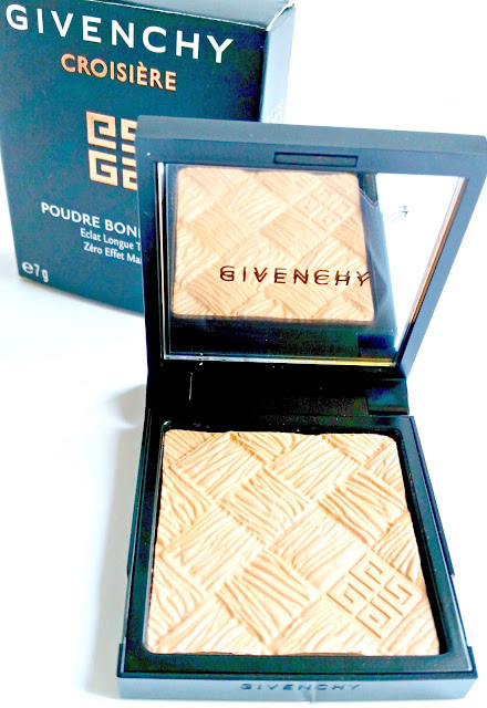 Celebrating 10 years of Beauty   Givenchy Croisiere Poudre Bonne Mine