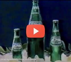Propaganda com jingle da Soda Limonada Antártica, apresentado nos anos 80.