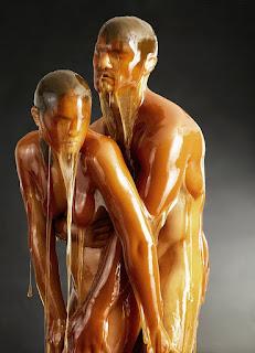 Verdaderas Obras de Arte los Enmielados Desnudos