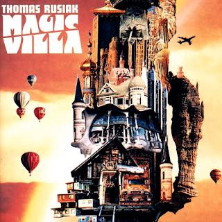 Thomas Rusiak - Magic Villa (2000) (Suecia)