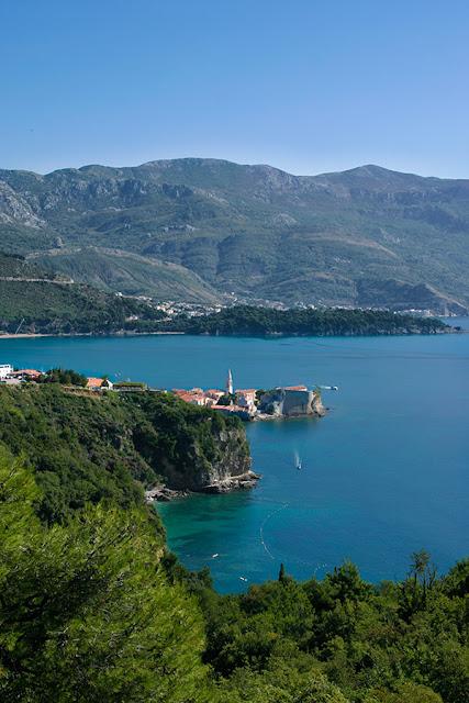 Budva w Czarnogórze - Blog o podróżowaniu