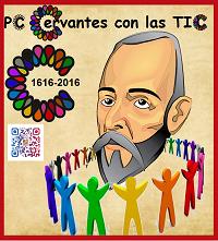 P. C Cervantes con las TIC