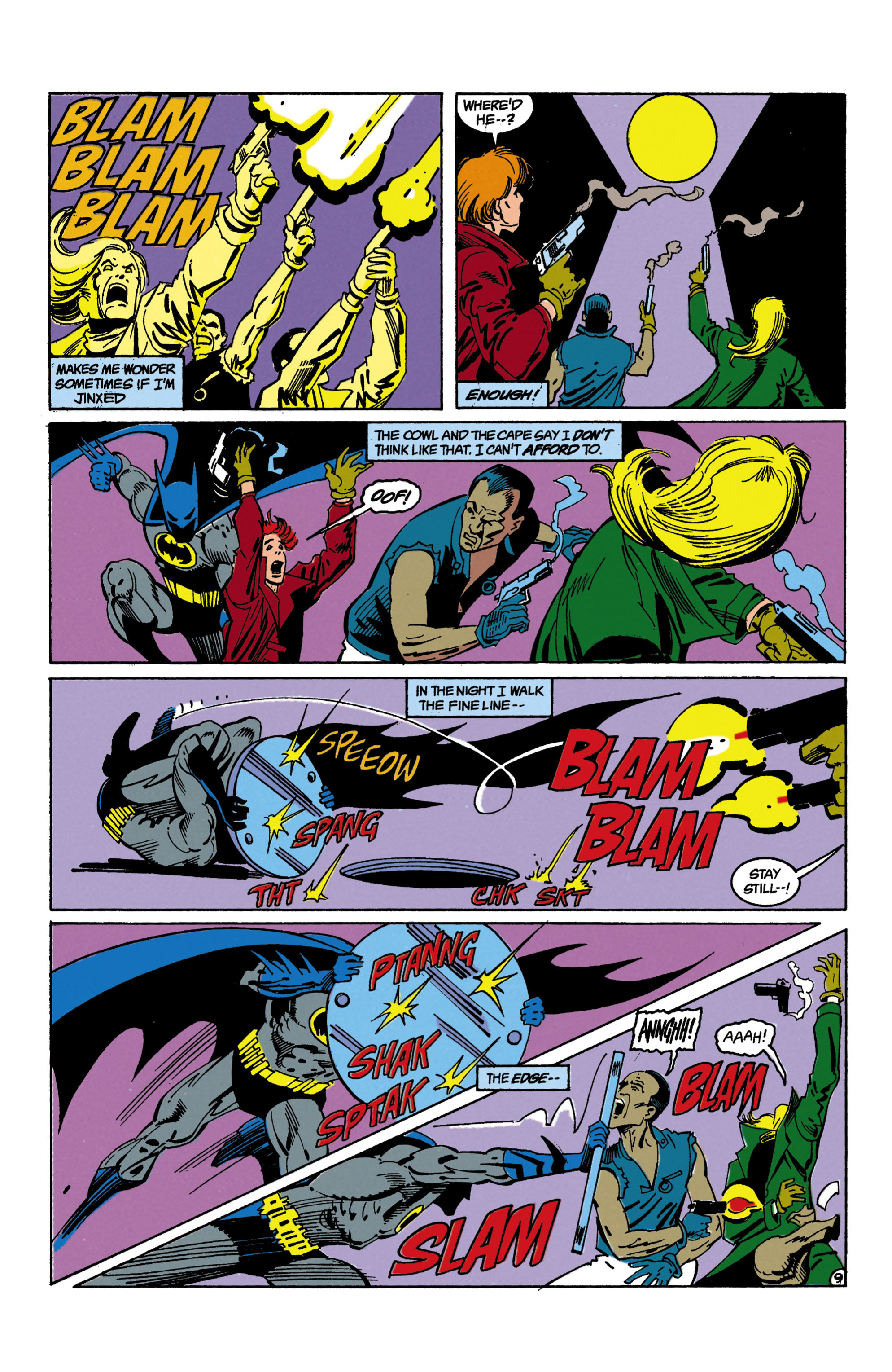 Detective Comics (1937) Issue #619 Page 10