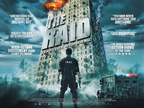Jadwal Film The Raid Redemption