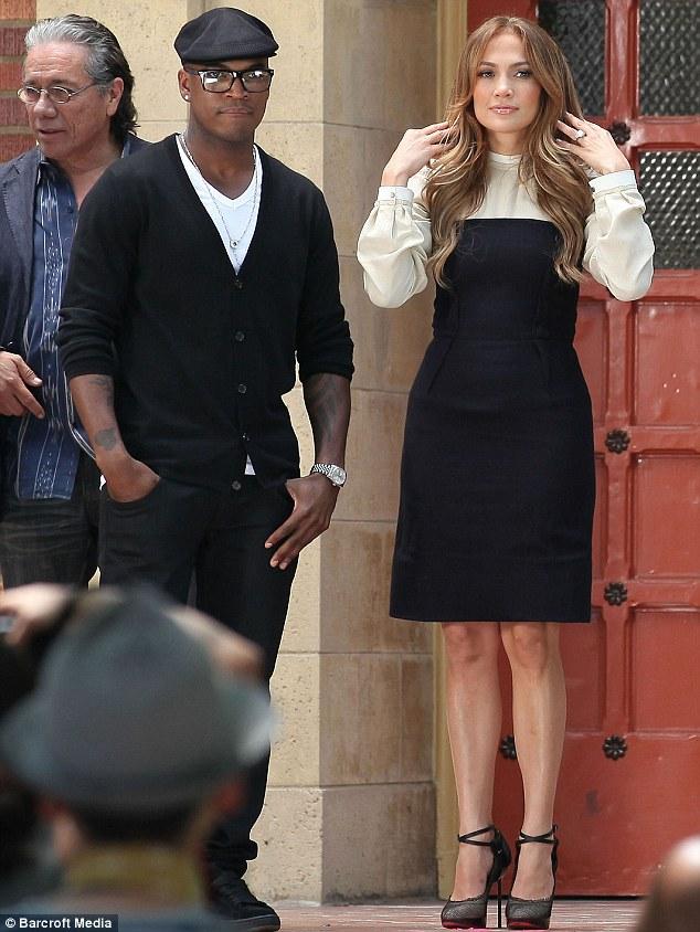 Jennifer Lopez Daily Mail