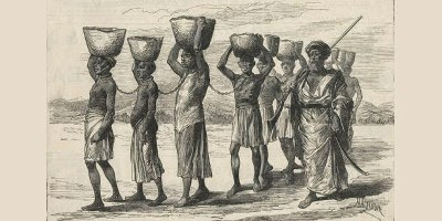 slavery then and now essays