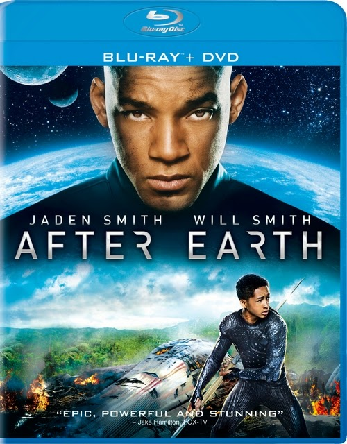 After Earth 2013 Hindi Dubbed Dual Audio 5.1 BRRip 720p 900MB